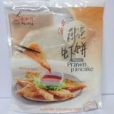 Prawn pancake