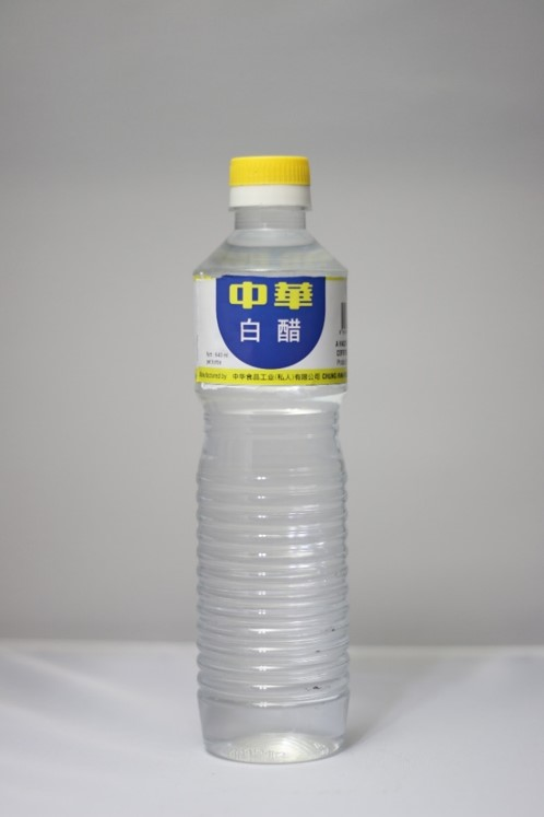 Artificial Vinegar 白醋 Chung Hwa Food Industries Private Limited