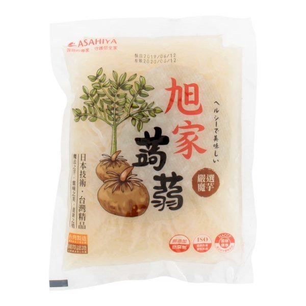 Asahiya Taiwan Konjac Glass Noodles – By Food People Front