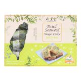 BAMBOO HOUSE DRIED SEAWEED NOUGAT COOKIE (120G) (FRONT)