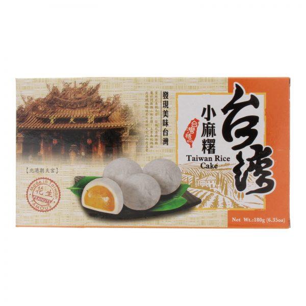 Bamboo House Taiwan Peanut Mochi Rice Cake – By Food People