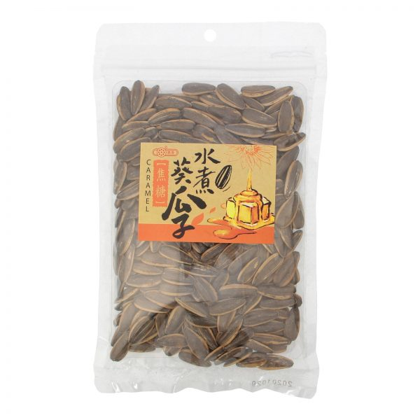 Hui Xiang Taiwan Caramel Sunflower Seed – By Food People Front