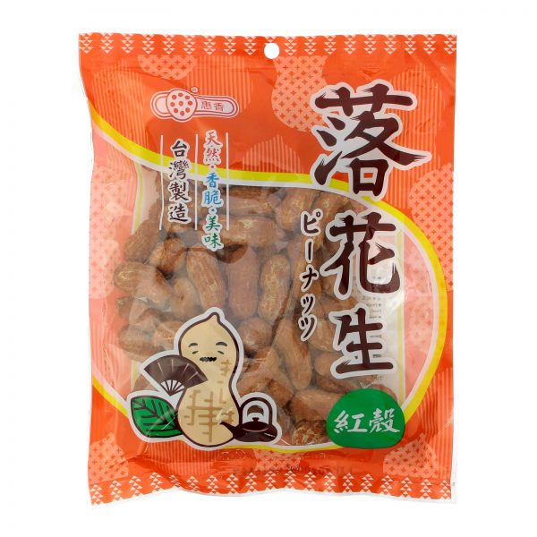 Hui Xiang Taiwan Red Shell Roasted Peanut – By Food People Front
