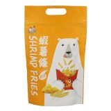Polar Bear Taiwan Cheese Shrimp Prawn Cracker Fries Snack - By food People Front