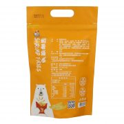 Polar Bear Taiwan Cheese Shrimp Prawn Cracker Fries Snack - By food People Front Back
