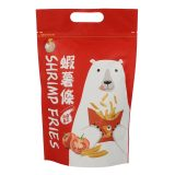 Polar Bear Taiwan Tomato Shrimp Prawn Cracker Fries Snack - By food People