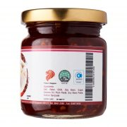 Sweet & Sour Spicy Bean Paste (Back)
