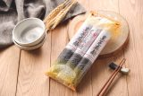 Taiwan Food People Black Sesame Noodle 450g 台湾 福必得 黑芝麻面线 (5)