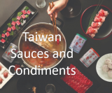 Taiwan Sauces and Condiments